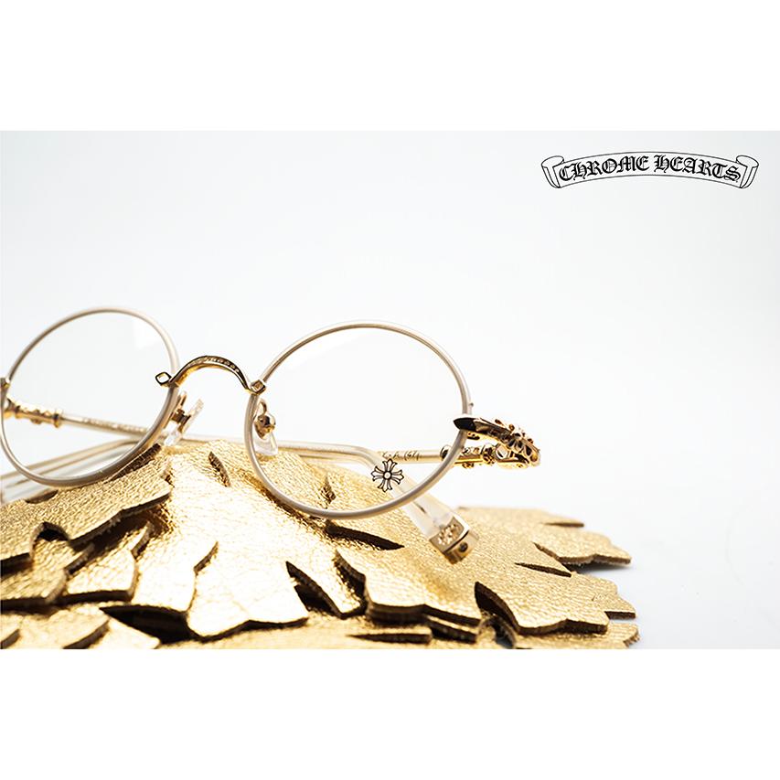 溥仪眼镜20周年特别企划: CHROME HEARTS - 溥仪眼镜20周年专属纪念款