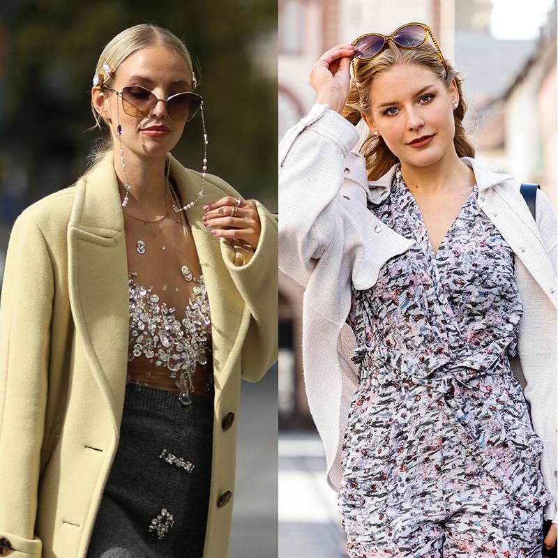 PUYI STYLE |「 UP & DOWN」全新眼镜配搭术解锁,时尚从不设限!