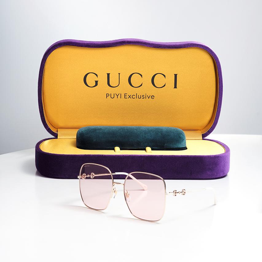 GUCCI – 溥仪眼镜 20 周年