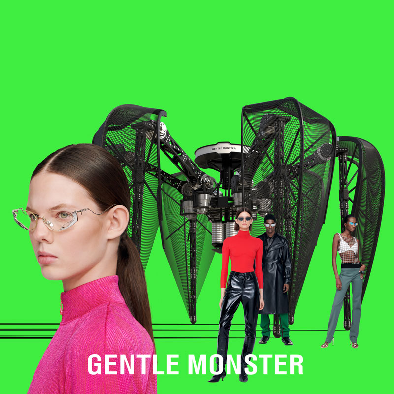GENETLE MONSTER